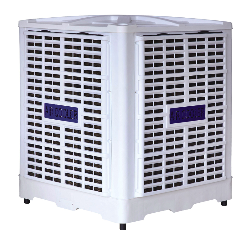 3.5 kW 40000 m3/h Axial Air Cooler