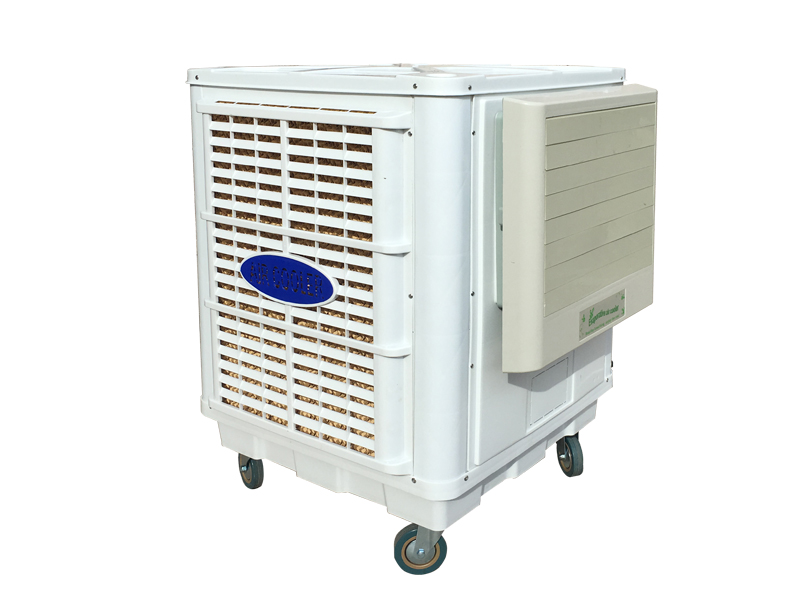 200W 8000 m3/h Portable Air Cooler Window machine