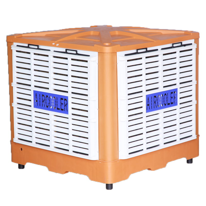 1.1kW 18000 m3/h axial air cooler