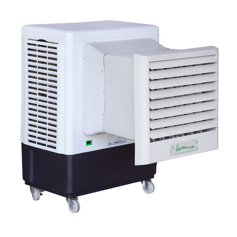 120W 4500 m3/h Portable Air Cooler Window machine