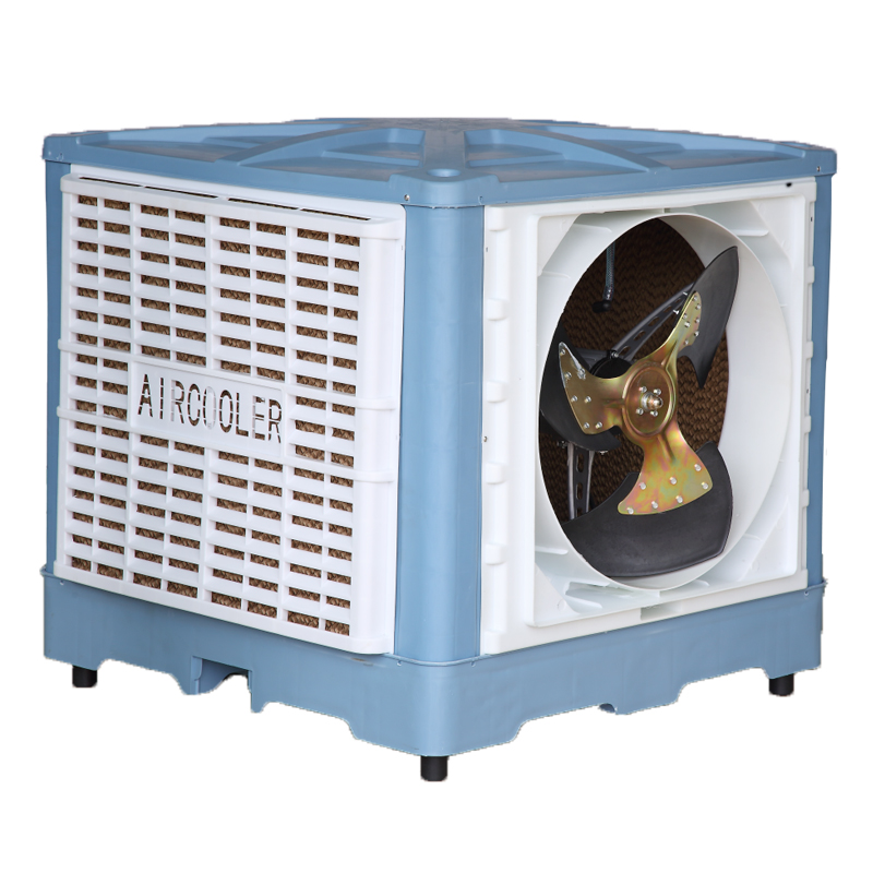 1.1kW 18000m3/h axial air cooler