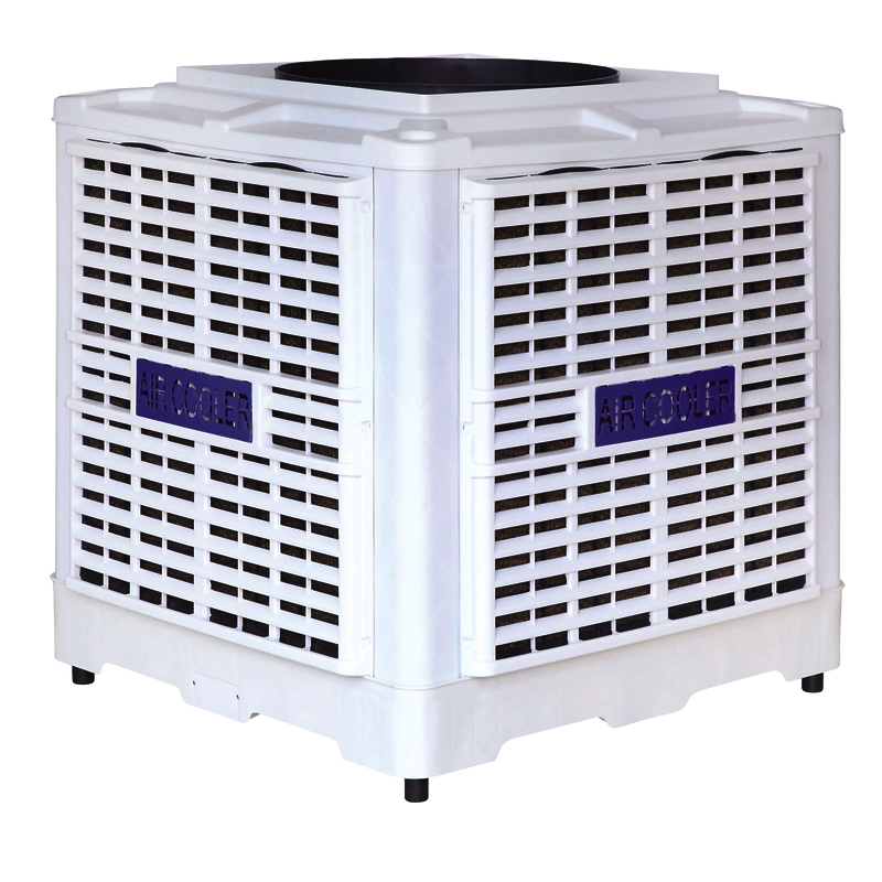 3.0 kW 30000 m3/h Axial Air Cooler