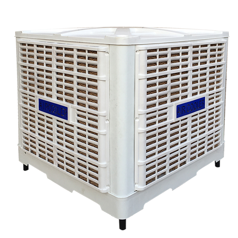 5 kW 50000 m3/h Axial Air Cooler
