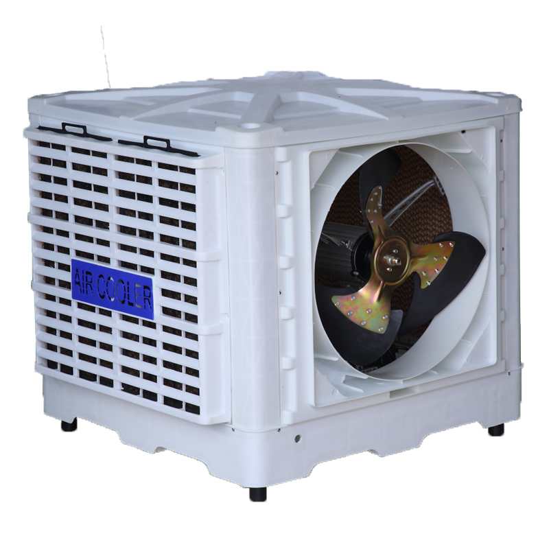 1.1 kW 18000m3/h axial air cooler